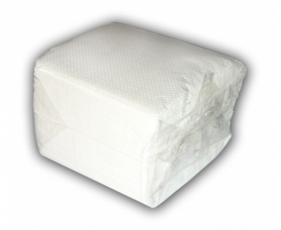 Салфетки белые